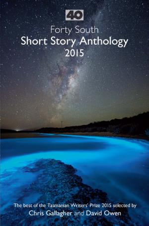 Forty South Short Story Anthology 2015